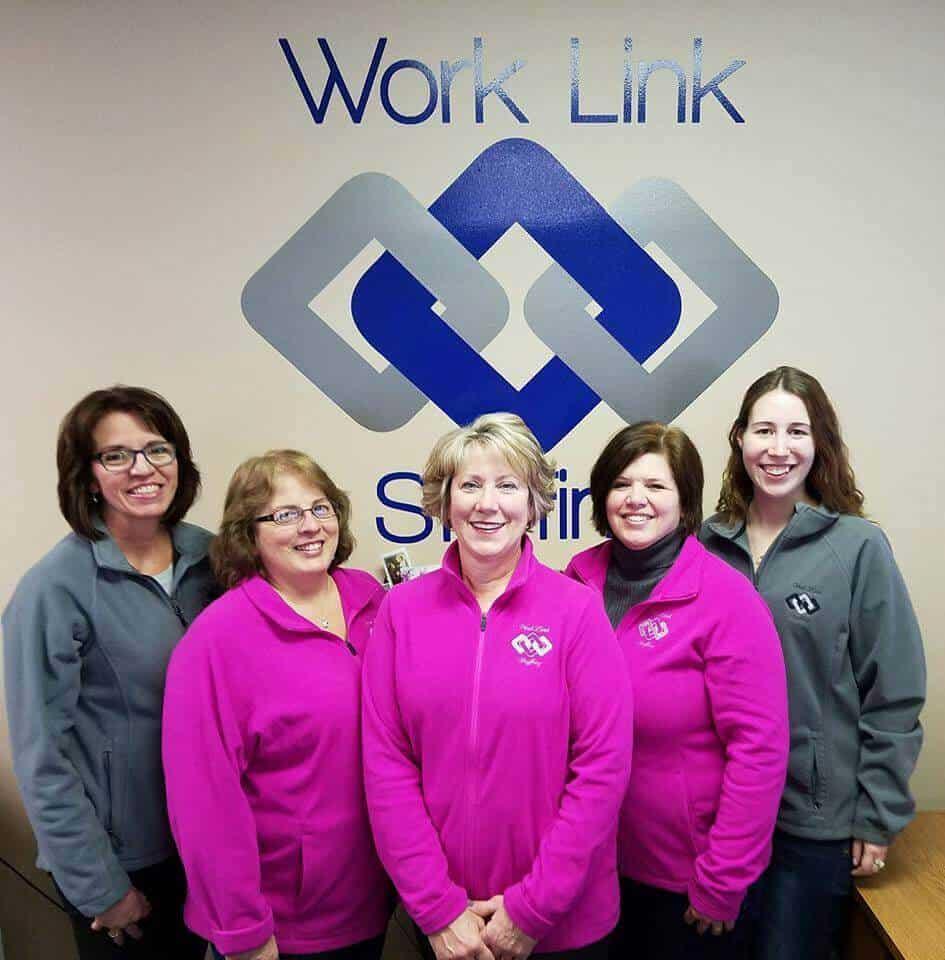 WorkLink Staffing Staff Members
